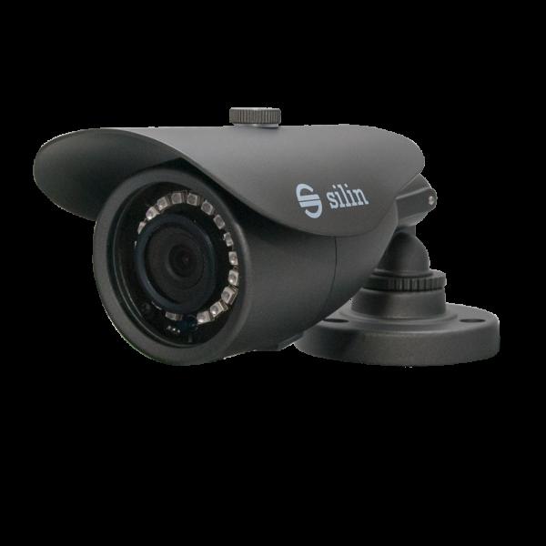 Camera de supraveghere HDTVI Bullet, 2MP, IR 20m, 2.8mm, Silin SCT-2120SV-BF