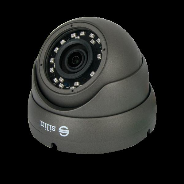 Camera de supraveghere HDTVI Turret, 2MP, IR 60m, 2.8-8mm, Silin SCT-2430DV-AF