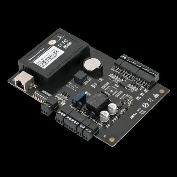 Centrala de control acces pentru 1 usa bidirectionala, software ZKBio Security