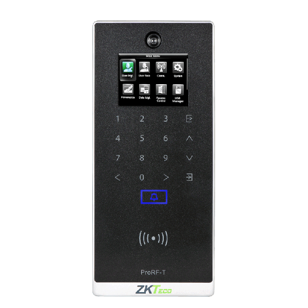 Controler stand-alone cu functie de pontaj, ZK-Bio Security