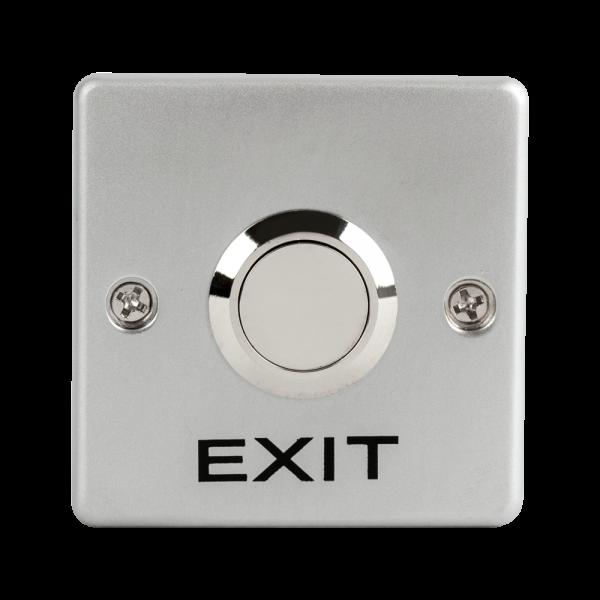 Buton aplicabil cu actionare prin apasare, NO/NC