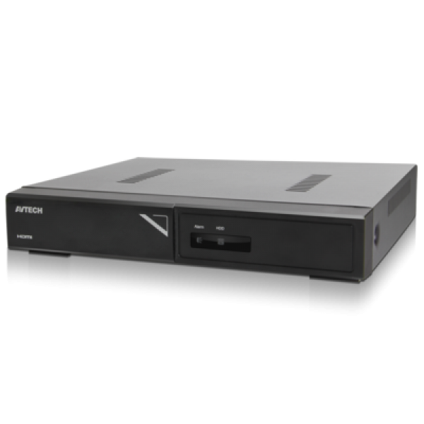 DVR 4 canale, 1 port HDD (6TB), 1080p@50FPS