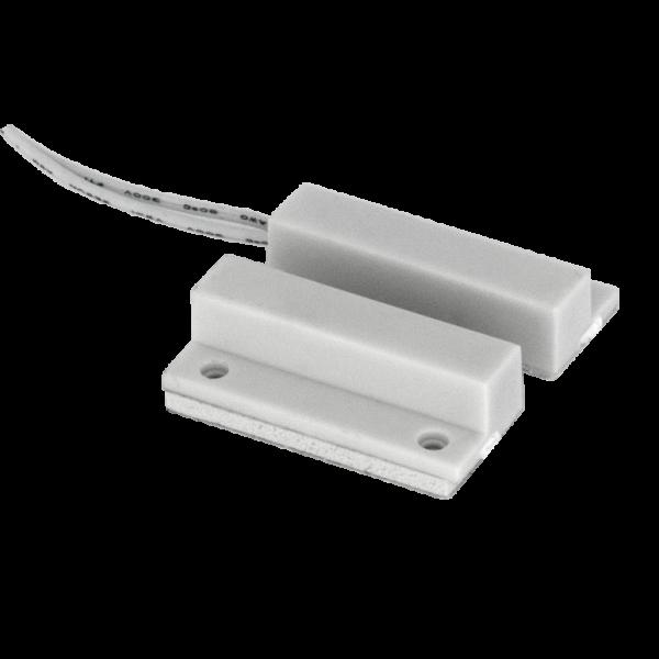 Contact magnetic aplicabil (NC), autoadeziv