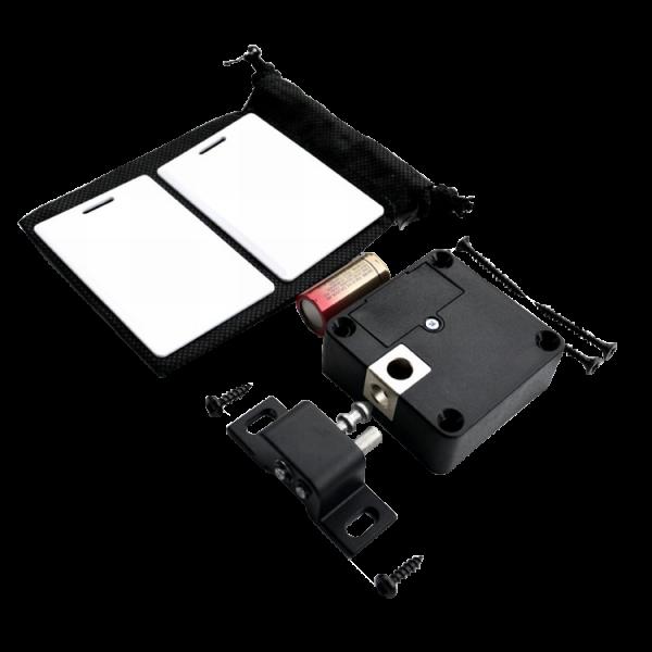 Incuietoare standalone RFID pentru vestiare (dulapuri) cu alarma