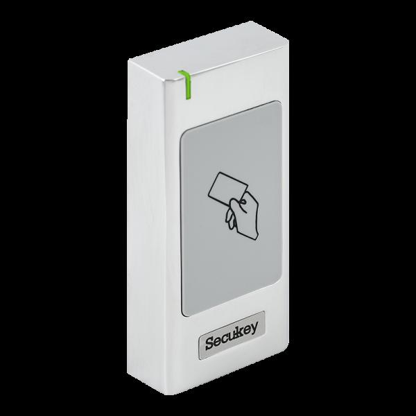 Controler de acces stand-alone RFID (EM 125kHz), antivandal, de exterior