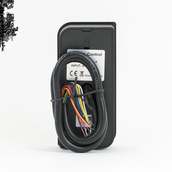 Controler de acces cu cartele de proximitate EM / HID (125kHz) si comunicatie Wiegand in/out