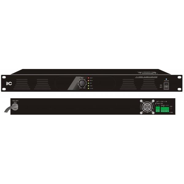 Amplificator de putere in clasa D, 240W/110V