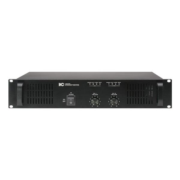 2-Channel Power Amplifier, 2×240W