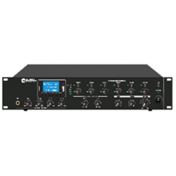 Mixer amplificator de 6 zone (100V),
