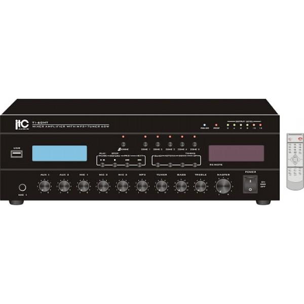 MIXER AMPLIFICATOR ITC TI-240
