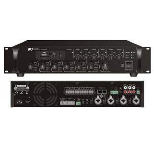 MIXER AMPLIFICATOR CU SELECTOR DE ZONE ITC TI-2406S