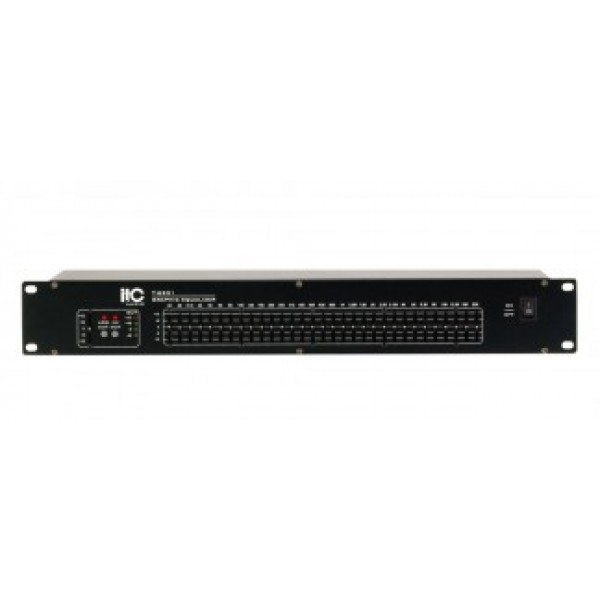 31 Bands Graphic Equalizer, 15W