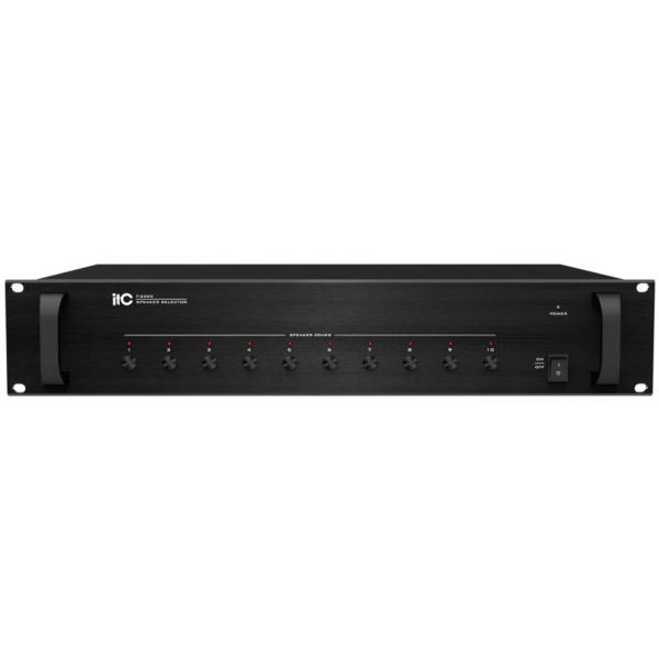 10 Zones Speaker Selector, 40W
