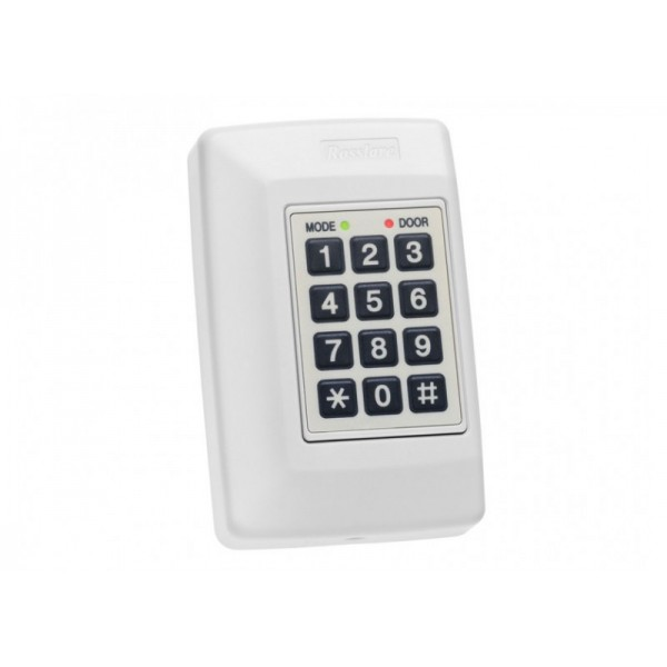 Controler acces pentru o uşă, 2 cititoare externe,500 utilizatori