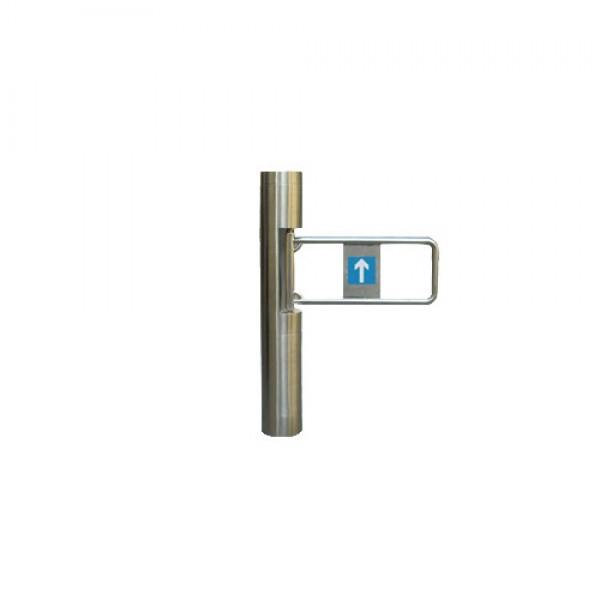 Turnichet cu porti batante de acces, cu directionare de sens