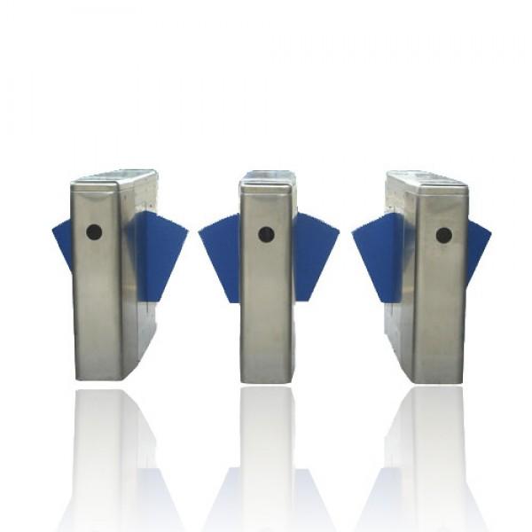 Turnichet cu porti batante de acces, electromecanic bidirectional