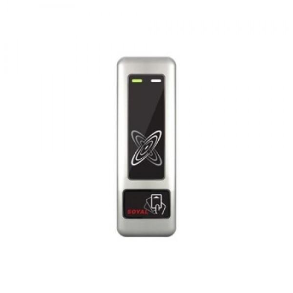 Unitate control acces cu cititor carduri proximitate 125kHz, pentru utilizare la Interior/Exterior