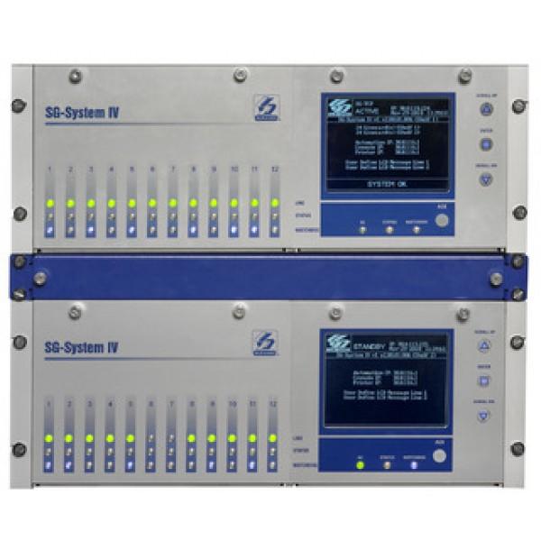 Rack ptr. extensie 12 carduri de linie telefonica