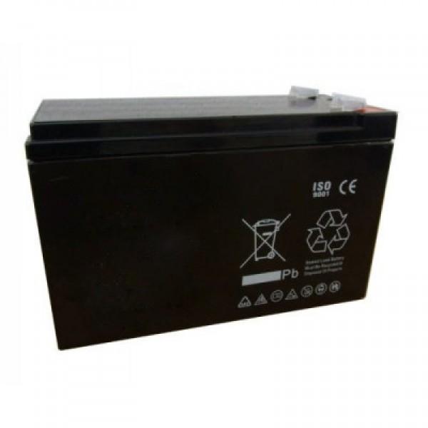 Acumulator capsulat 7.2Ah12V ,151x65x103 mm; PRET /bucata la 10 bucati (1 cutie)