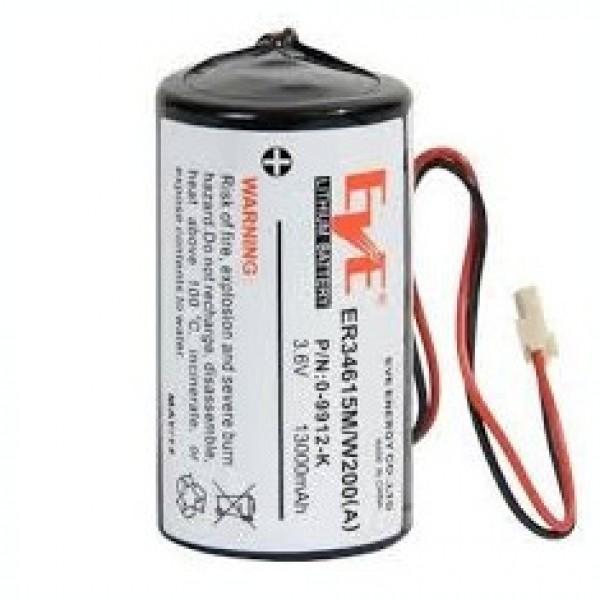 Baterie acumulator pentru sirenele de interior din seria NEO PG8901, 8911