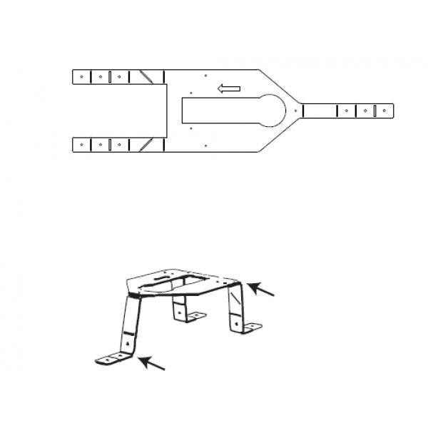 suport de montaj pentru DPK6