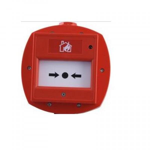 buton manual de alarmare, ptr. exterior