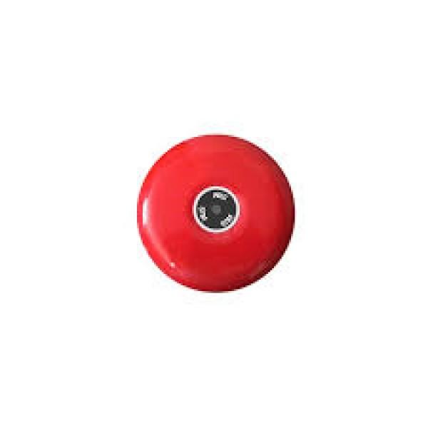 sirenă de incendiu clopot, 24V, rosie