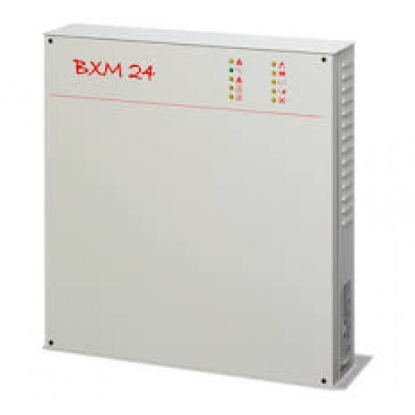staţie de tensiune 27,6 Vcc/2,5A, monitorizata, in sistem cu centralele di seria KYO