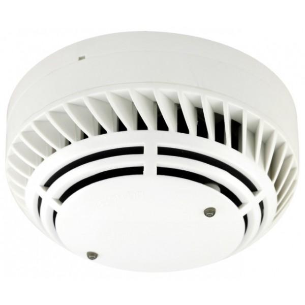 Detector analog-adresabil de temperatura, LED-uri de monitorizare stare locala, iesire