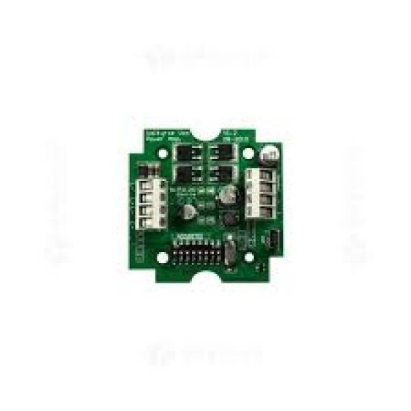 amplificator adresabil Public Address, care este disponibil în carcasa alba rotunda. GFE-PA-VOX A