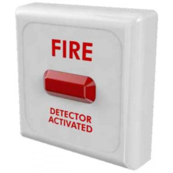 Indicator REMOTE-LED de alarma pentru detectoarele din tavanele false, model ADRESABIL