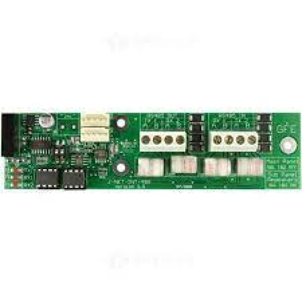 Interfata 485 pentru legare centrala cu subpanel sau repetor pe cablu torsadat