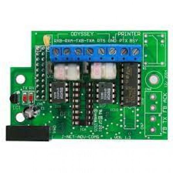 Interfata 485 pentru legare centrala la interfata grafica ODISSEY folosind TCP/IP