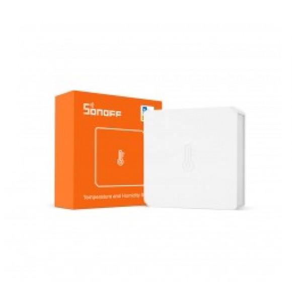 SmartHome solutions de temperatura si umiditate SNZB-02
