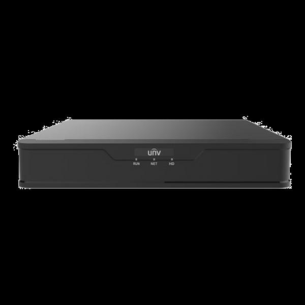 NVR 4 canale 4K, UltraH.265, Cloud upgrade - UNV NVR301-04X