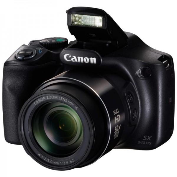 PHOTO CAMERA CANON SX540 BK EU23