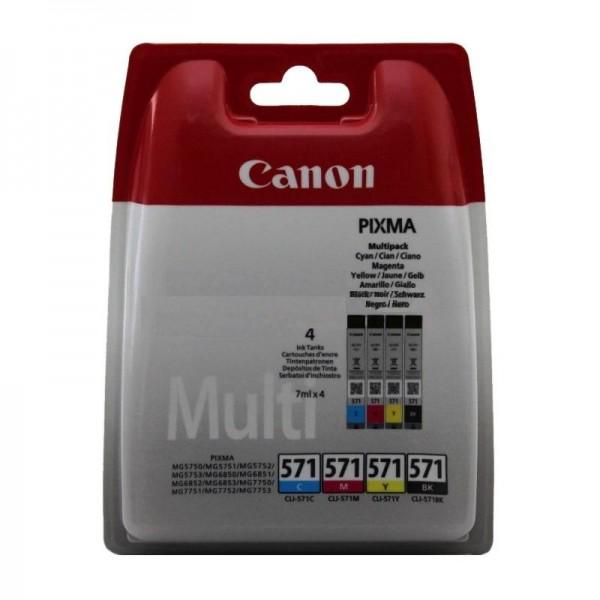 CANON CLI-571MULTI INKJET PACK CARTRIDGE