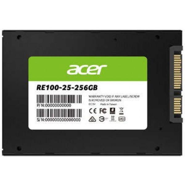 AC SSD RE100-25-256GB