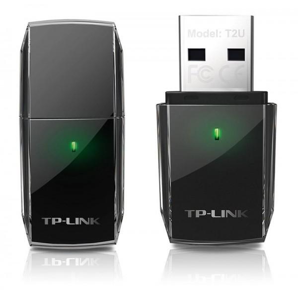 TP-LINK ADAPT USB2.0 AC600 DUAL-B