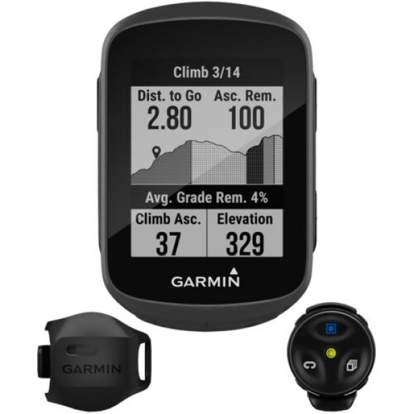 Garmin GPS Bike Computer EDGE 130 Unit