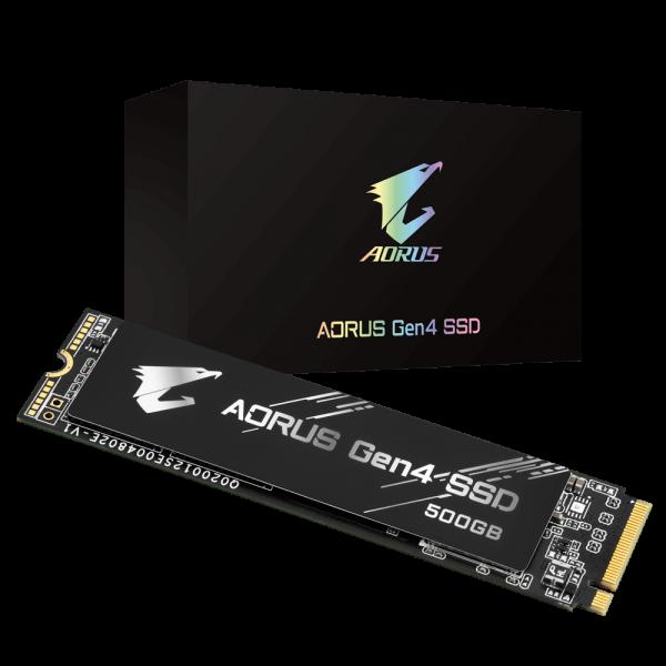 Gigabyte AORUS M2 SSD 500GB