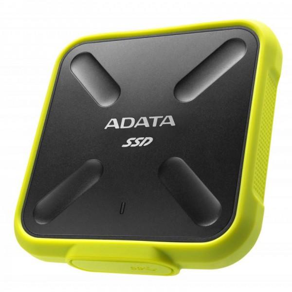 ADATA EXTERNAL SSD 512GB 3.1 SD700 YL