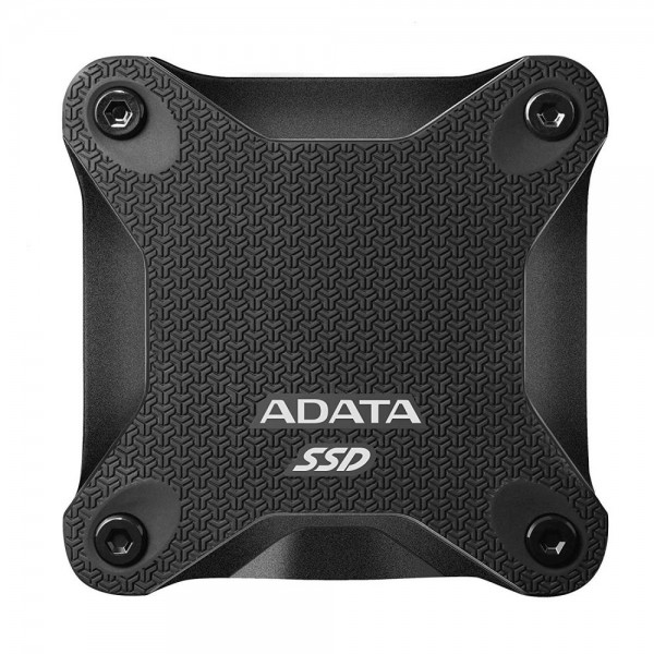 ADATA EXTERNAL SSD 480GB 3.1 SD600Q BK