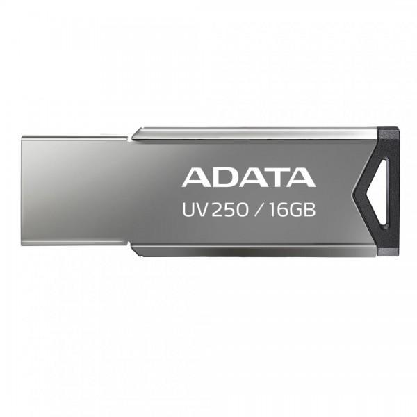 ADATA USB 16GB 2.0 UV250 SILVER