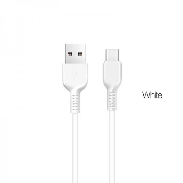 Cablu Type-C Hoco X20 1m WH