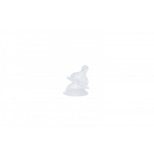 Tetina Silic cu Gat Larg S UG A-1028S