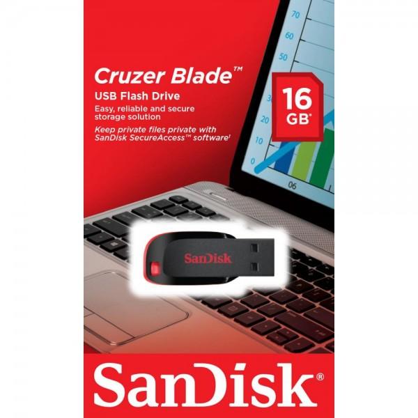 USB 16GB SANDISK SDCZ50-016G-B35