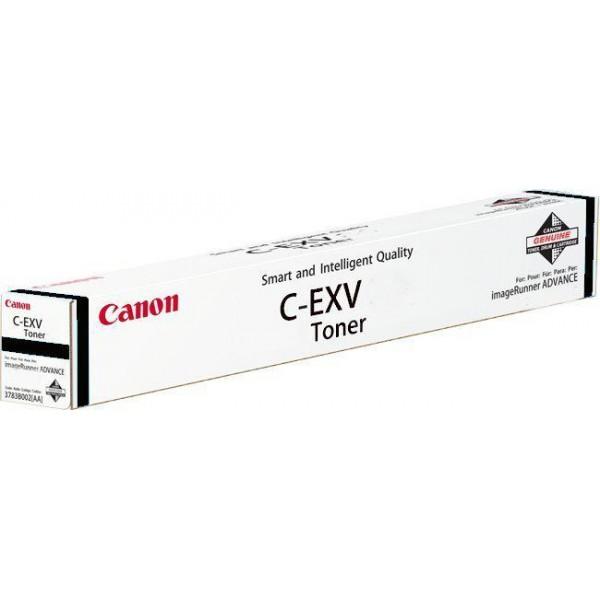 CANON CEXV54B BLACK TONER CARTRIDGE