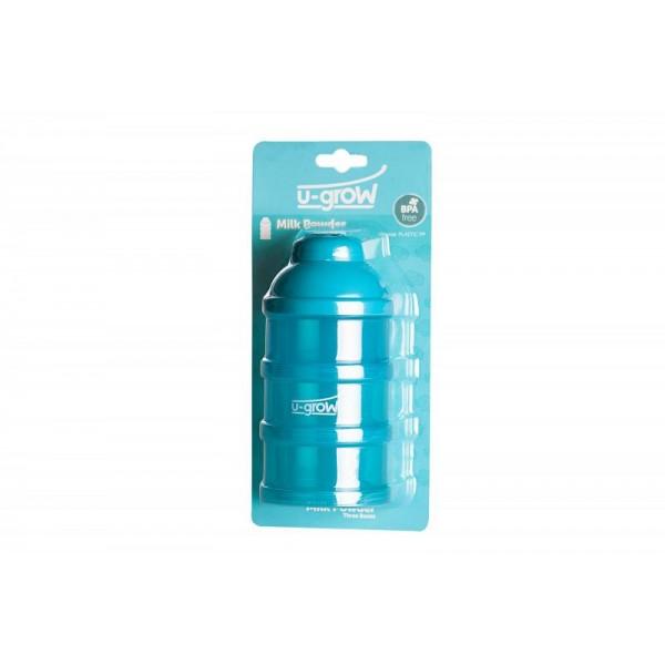 Container Lapte Praf cu 3 Comp UG A-1016