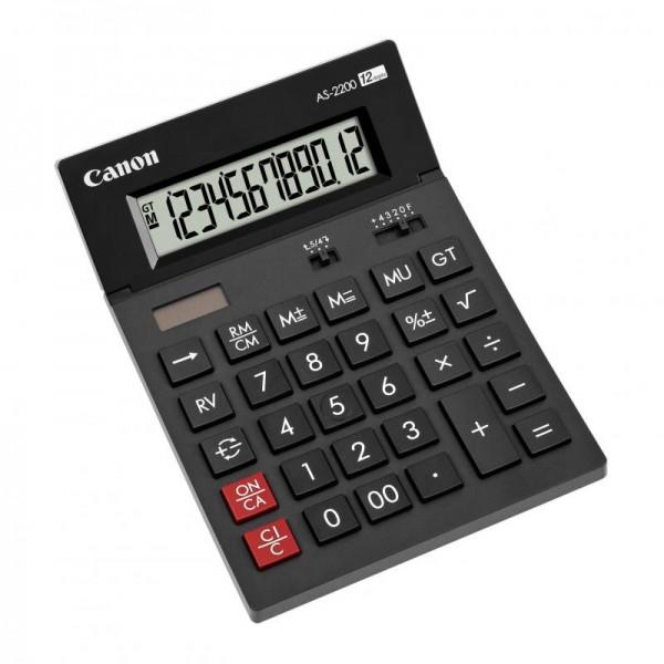 CANON AS2200 CALCULATOR 12 DIGITS